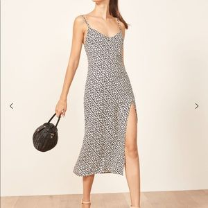 NWT Reformation Crimini Slipdress